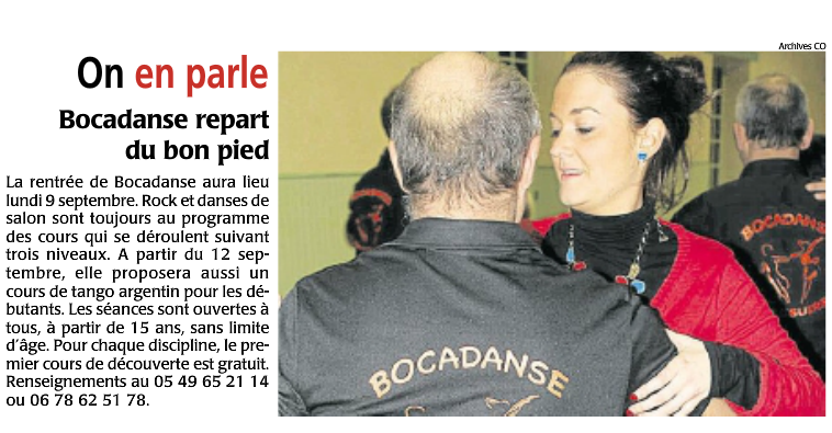 Courrier ouest 2013 09 02