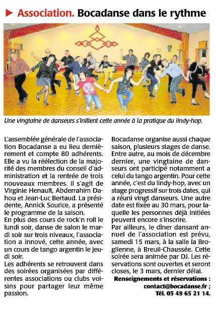 Courrier ouest 2014 02 27
